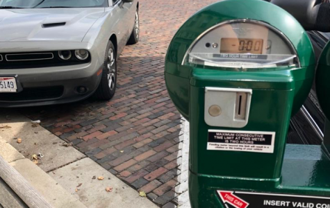 Oxford now has a license plate scanner that helps the city collect fines issued for expired and unpaid parking. <em>Photo by Ashley Hetherington</em>