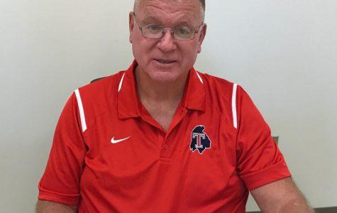 Tim Reed, Talawanda High School's baseball coach, died Monday. <em>Photo courtesy of Talawanda School District</em>