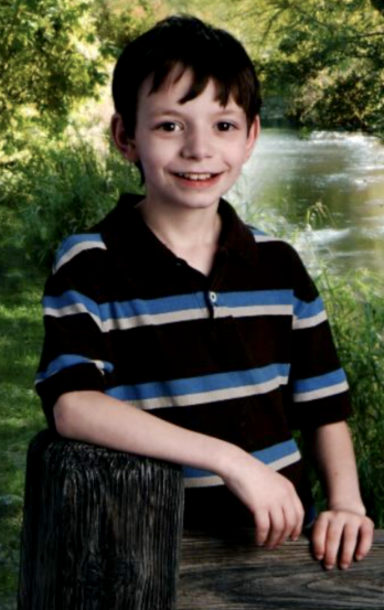 10-year-old Izaac Reese has brain damage and might benefit from a service dog. Photo courtesy of the Reese family