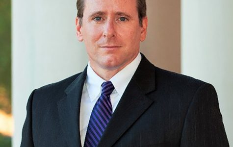 Jason Osborne is Miami's new provost. <em>Photo courtesy of Miami University</em><br>