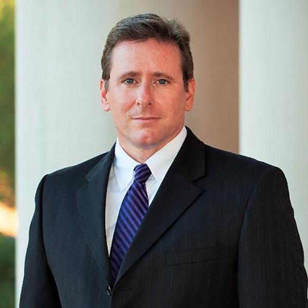 Jason Osborne is Miami's new provost. Photo courtesy of Miami University