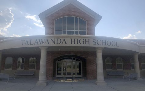 School starts next Wednesday at Talawanda School District. Photo by Halie Barger