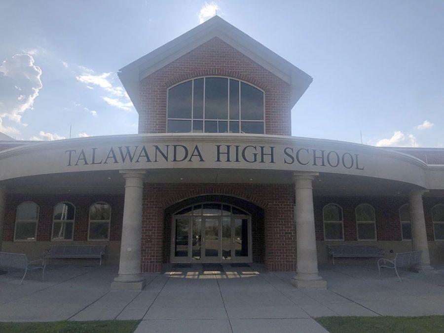 School starts next Wednesday at Talawanda School District. Photo by Halie Barger
