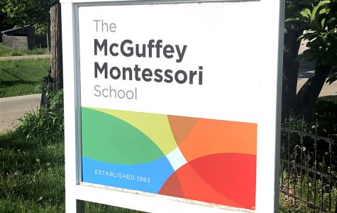 McGuffey Montessori School on Westgate Drive, which started classes on Wednesday, now offers a ninth-grade program. Photo from Oxford Observer file photo