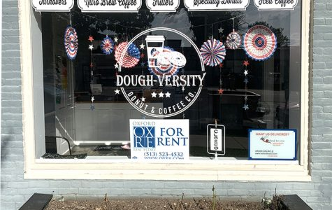 Dough-Versity, had many fans, but not enough to keep the Beech Street store in Oxford. Photo by David Wells