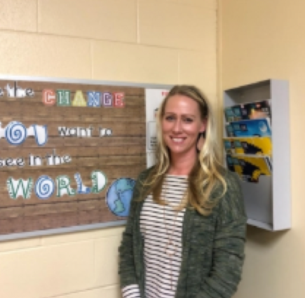 As director of teaching and learning, Lindsey Gregg strives for personalized learning at Talawanda School District. Photo courtesy of Talawanda School District