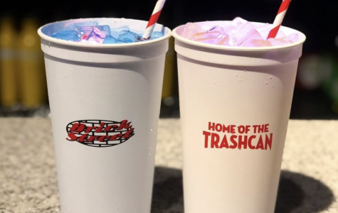 Brick Street Bar and Grill switches to red paper straws. <em>Photo from Brick Street Bar and Grill Instagram</em>