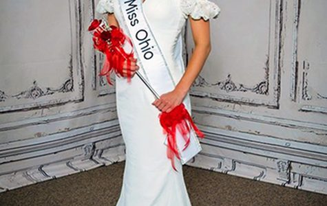 Miss Ohio is more than just a title, it is a business position, said Caroline Williams, seen here in her crown and sash. <em>Photo provided by the Miss Ohio pageant.</em>