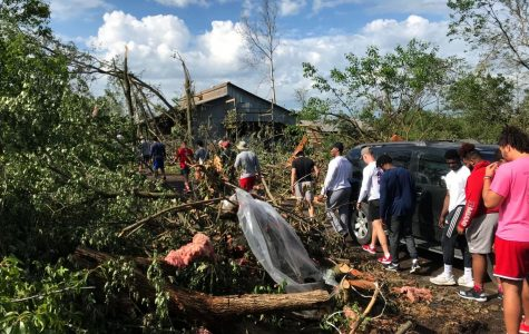 The National Weather Service's Skywarn Spotters Program uses volunteers on the ground to help describe local weather conditions so it can issue warnings for severe weather events, such as the tornado that ripped through the Dayton area last May. <em>Observer file photo</em>