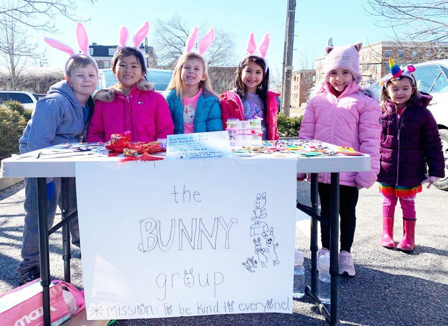 The+Bunny+Group+raised+%5C%24185+for+the+Leukemia+and+Lymphoma+Society+at+the+Oxford+Farmers+Market+March+7.+From+left+to+right%3A+Luke+Moore%2C+Ziyi+%28Niuniu%29+Zhao%2C+Annie+Reynolds%2C+Loren+Krigel-Portich%2C+Kora+Smith+and+Coral+Krigel-Portich.+Photo+by+Caroline+Roethlisberger.