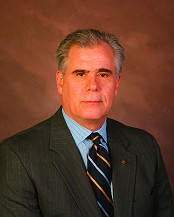 Mike Davis served as treasurer of the Talawanda School District since 2006.<em> Photo provided by Talawanda School District.</em>