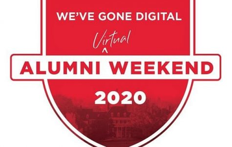 The logo for this year's virtual Alumni Weekend at Miami. Photo provided by the Miami Alumni Association