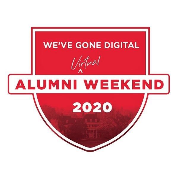 The logo for this year's virtual Alumni Weekend at Miami. Photo provided by the Miami Alumni Association‍