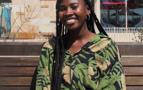Xadi Ndiaye, was disappointed in Miami President Gregory Crawford's letter about a professor accused of making a racist remark. <em>Photo by Mathilde Mujanayi</em>