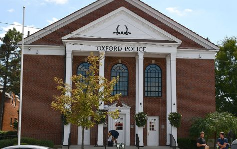 The city of Oxford and the Fraternal Order of Police have adopted a fact finders report settling a new three year contract between the city and police union. <em>Observer file photo</em>