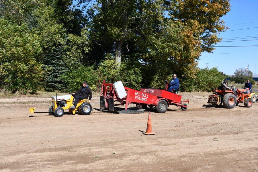 Schwab Family Farm tractor pull