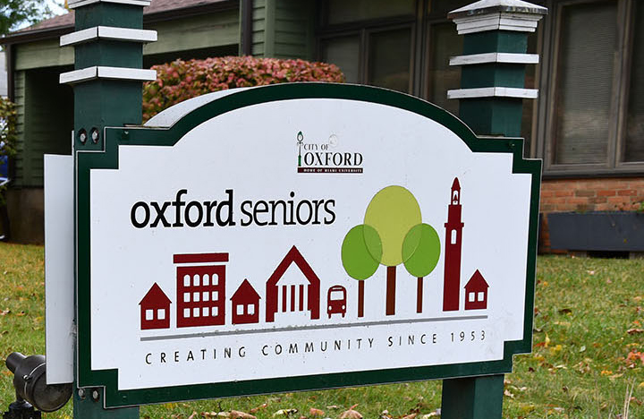Oxford Seniors, 922 Tollgate Drive, receives United Way funds to help with day care, outreach, transportation and other services.