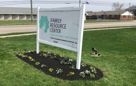Family Resource Center located on College Corner Pike