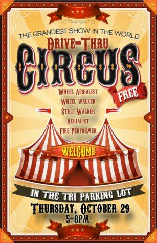 Drive-Thru Circus rolls into Oxford