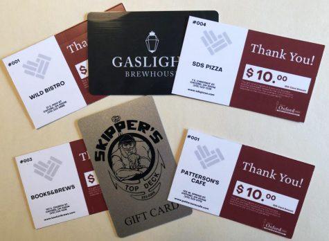 Oxford scraps their business gift-card program in favor of new grant-based program