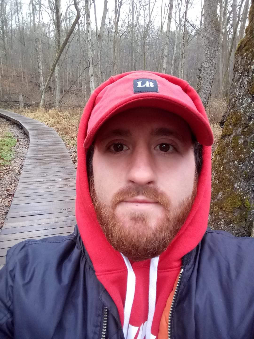 Michael McKenney, missing since Memorial Day