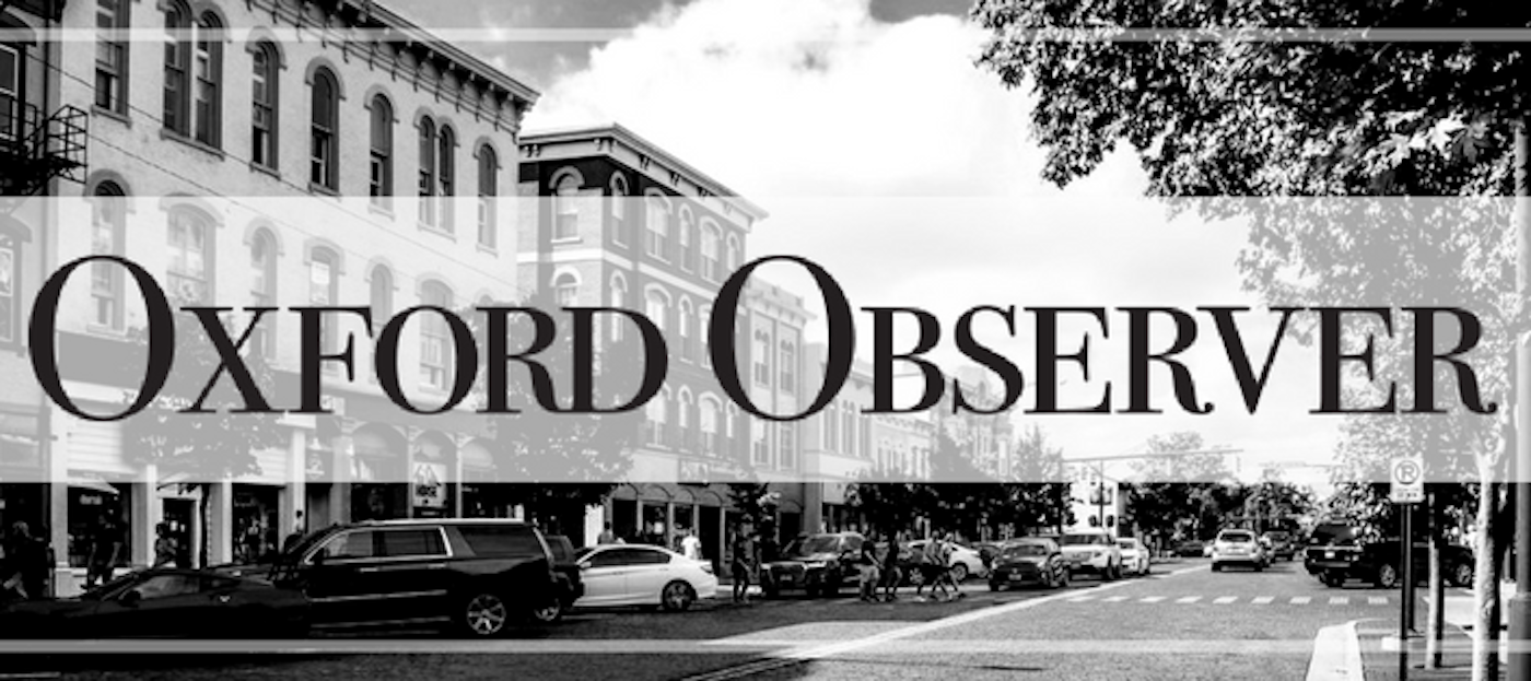Covering the City of Oxford, Ohio
