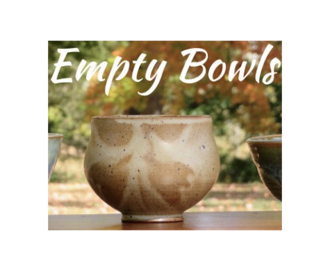 The Oxford Empty Bowls walk-up sale Saturday benefits hungry