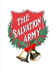 The Salvation Army's Holiday Logo