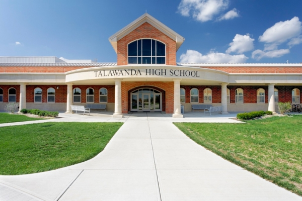 Talawanda High School cancels all face-to-face classes because of staffing shortages.