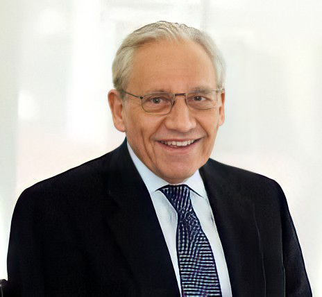 Bob Woodward is an associate editor of the Washington Post, who has shared in two Pulitzer Prizes.