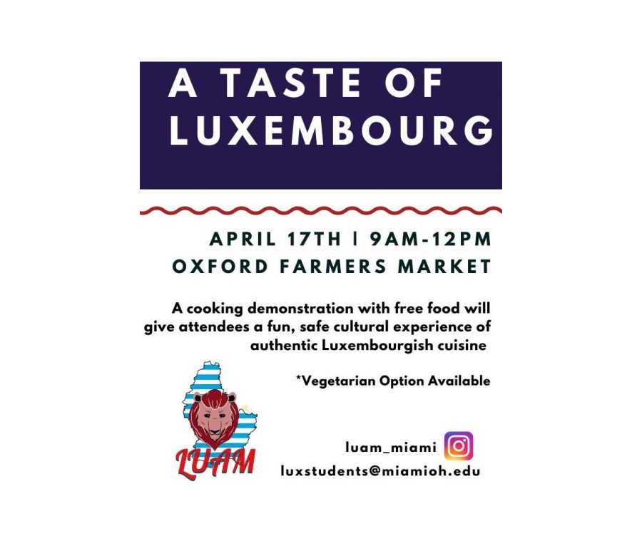 Farmers+Market+to+feature+a+taste+of+Luxembourg