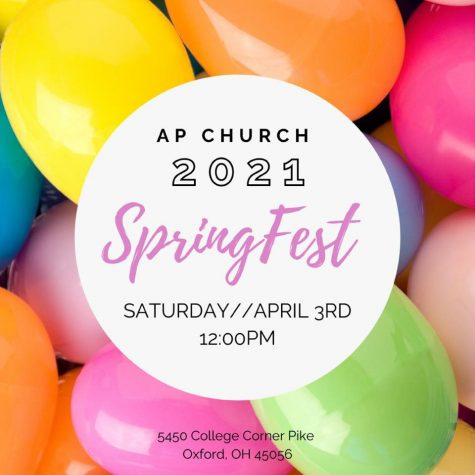 AP Church's SpringFest hosts egg hunt for kids