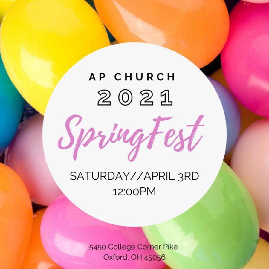 AP+Church%E2%80%99s+SpringFest+hosts+egg+hunt+for+kids