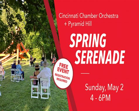 Cincinnati Chamber Orchestra offers music at Pyramid Hill