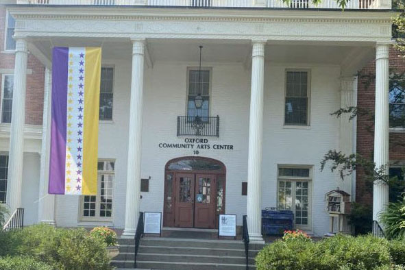 All funds raised through the Gala go to support the programs and operation of the Oxford Community Arts Center, located at 10 South Campus Ave. Oxford Observer file photo
