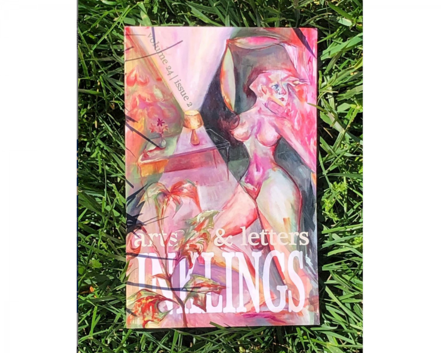 The spring edition of Inklings Arts and Letters featured themes of solitude, technology, and general existential anxiety that occupied local writers during the pandemic year.