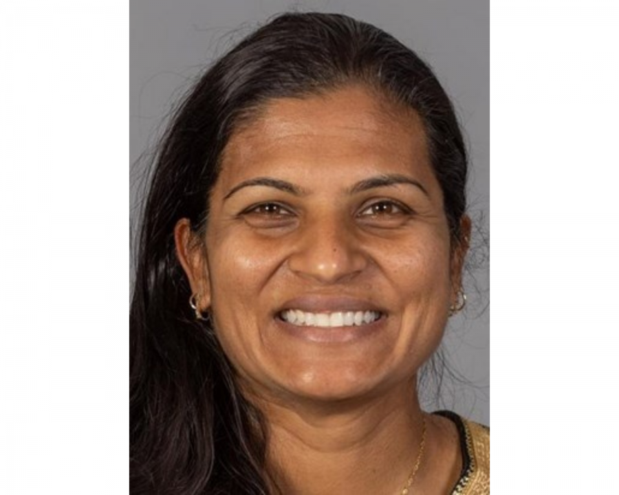 Head Coach Kirin Kumar is in her first season as a head coach and was named MAC coach of the year.