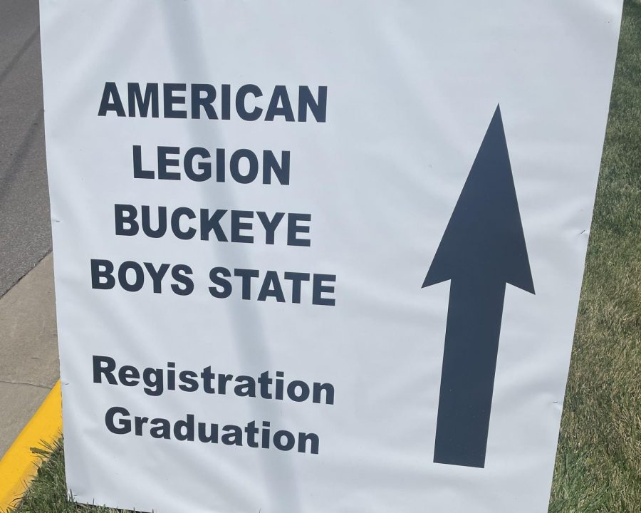 More than 600 high school boys attended the annual Buckeye Boys State program at Miami University this week.