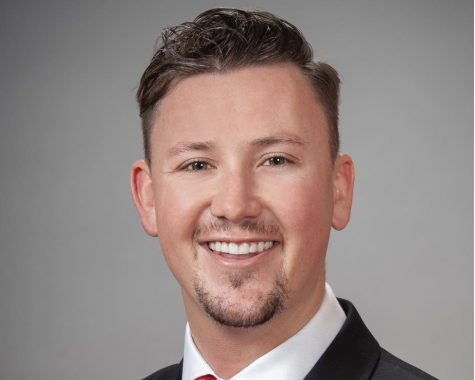State Rep. Thomas Hall (R-53rd District), whose district includes Oxford. At age 25, he is the youngest member of the Ohio Legislature.