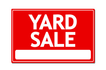 Community Yard Sale spots remain available
