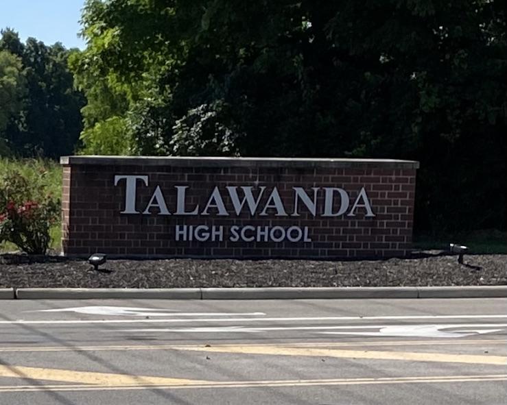Classes start at Talawanda High School, Talawanda Middle School and Kramer and Bogan Elementary Schools Aug. 18.