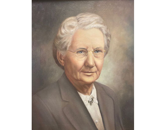 """The new Marshall Elementary School, just like the old one, is named for Maud Marshall, a long-time teacher in the Talawanda School District, who retired in 1954 and died in 1970. She spelled her name """"Maud,"""" without an """"e."""""""