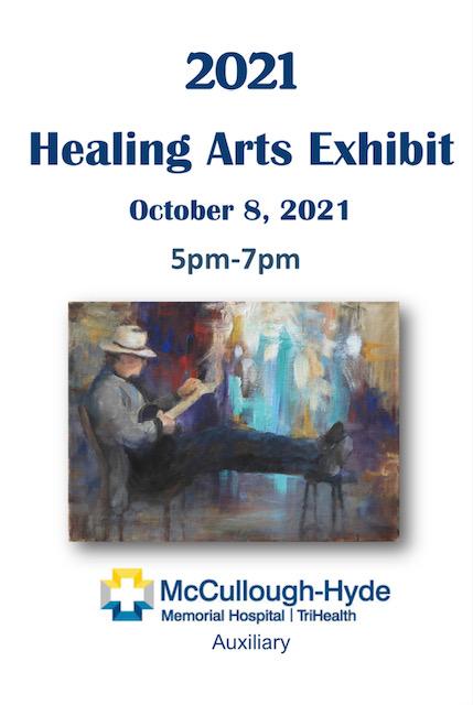 McCullough-Hyde+hosts+Healing+Arts+Exhibit