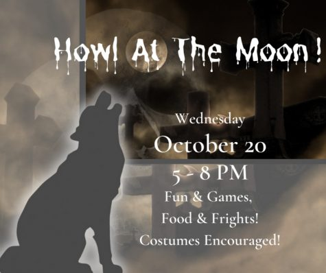 Oxford Area Arts Center annual Howl at the Moon event is Oct. 20