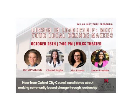 Oxford City Council hosts community-based leadership event
