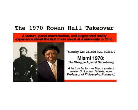 Miami hosts three-part activist program