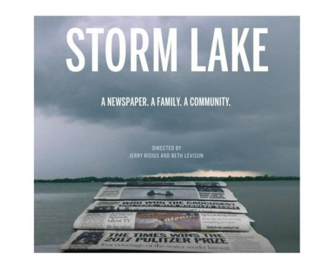 The Storm Lake documentary about a small town newspaper was screened this week in Oxford.