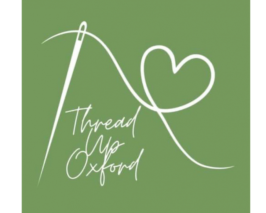 Thread Up Oxford hosts trick-or-treat bag-making booth
