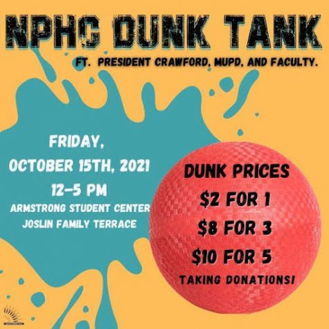 Miami offers opportunity to dunk faculty for fundraiser
